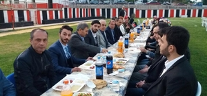 Seyitömer'de iftar