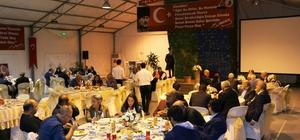 Kartal Belediyesi muhtarları iftar yemeğinde ağırladı