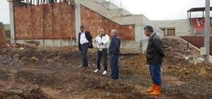 """Başkan Baran: """"Köylerimiz daha da güzel olacak"""""""