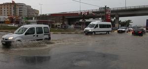 Trakya'da en çok yağışı Çerkezköy aldı