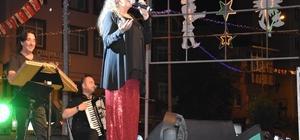 53. Kiraz Festivali Suzan Kardeş konseri ile sona erdi