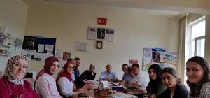 Hisarcık'ta öğretmenlere mesleki çalışma semineri