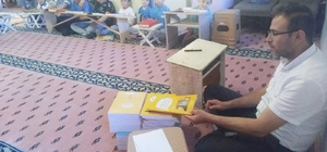 Hisarcık'ta Yaz Kur'an Kursları başladı