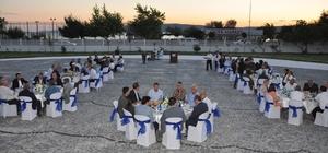 Merkez KHGB iftar yemeği düzenledi