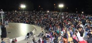 Şehir Parkı'nda Ramazan geceleri devam ediyor