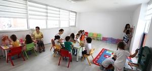 Turistik Pazartesi Pazarı'na çocuk oyun evi