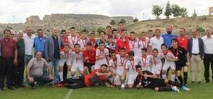 U14 Türkiye Şampiyonu Samsun Kadıköyspor oldu