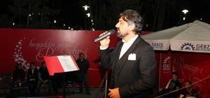 Eşref Ziya Terzi'den Gebzelilere konser