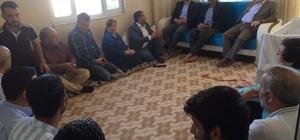 AK Parti'den 15 Temmuz şehidin ailesine ziyaret