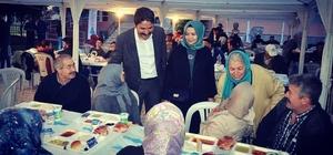 Kırkalılar bereketli iftar sofrasında buluştular