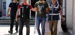 Mersin'deki tatlıcı dükkanına silahlı saldırı