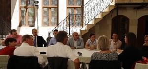 Alman GIZ ile Kilis Belediye arasında proje anlaşması