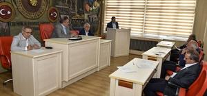 Gümüşhane İl Genel Meclisi'nin Haziran ayı toplantıları sona erdi
