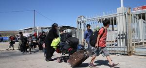 Cilvegözü Sınır Kapısı'nda ramazan geçişleri
