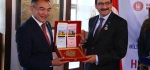Keçiören'de Nazarbayev'in manifestosu değerlendirildi