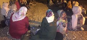 Şırnak'ta şehit düşen 13 asker için mevlit