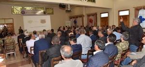 Tokat'ta 'Huzur ve Güvenlik Toplantısı'