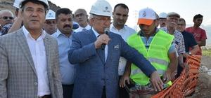 Başkan Kocamaz, Mut'taki hizmetlerin açılışını yaptı