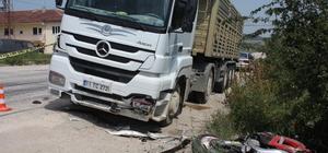 Bilecik'te trafik kazası: 1 ölü