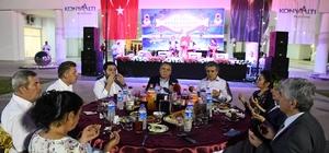 Başkan Böcek'ten ilçe protokolüne iftar
