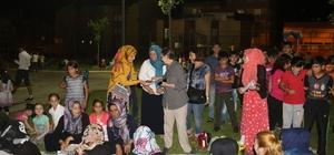 Bağlar Belediyesinin Ramazan ayı ziyaretleri devam ediyor