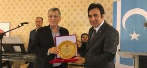 Türkmenler İstanbul'da iftarda buluştu