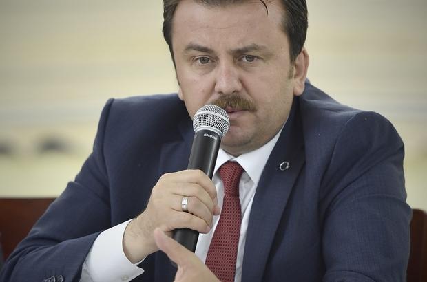"""Başkan Erkoç: """"Kahramanmaraş'ı şantiyeye dönüştürdük"""""""
