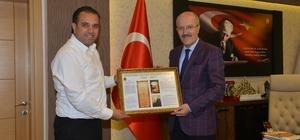 Kafaoğlu'na Bosna Hersek'ten onur ödülü