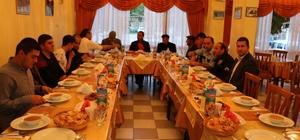 Boğazkale'de şehit ve gazi aileleri iftar yemeğinde buluştu