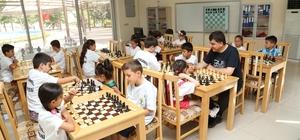 Satranç merkezinde yaz okulu eğitimleri başladı