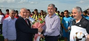 23.Yeşilyurt Kültür, Kiraz ve Spor Festivali futbol müsabakalarının fikstür çekildi