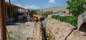 MASKİ Hisarcık Mahallesinin kanalizasyon sorununu çözüyor