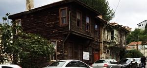 Beykoz'da tarihi bir Türk evi yeniden hayat bulacak