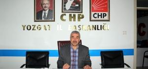 CHP Genel Başkanı Kılıçdaroğlu Yozgat'a gelecek