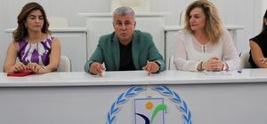 """Manavgat'ta """"Kadın Platformu Hanımeli Pazarı"""""""