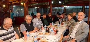 Edirne Valisi Özdemir basın mensuplarıyla iftarda buluştu