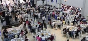 Kütahya Kamu Hastaneleri Birliğinden iftar