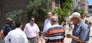 Başkan Özkan'dan 'Asfalt' müjdesi