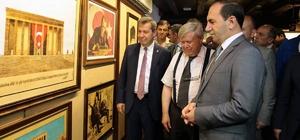 Vali Yardımcısı Sinan'dan resim sergisi
