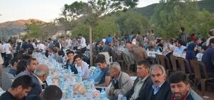 Tatvan'da 10 bin kişilik iftar programı