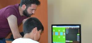 """Yüreğir Gençlik Merkezi'nde """"Kod Adı 2023"""" projesi başlatıldı"""