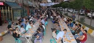 VEDAŞ ve VEPSAŞ'tan 700 kişiye iftar yemeği