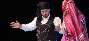Amatör oyuncular Semt-i Şahane Beykoz adlı tiyatro oyununu sergiledi