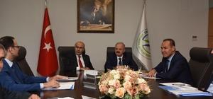 ÇKA Yönetim Kurulu Adana'da toplandı