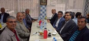 Başkan Ali Çetinbaş Şaphane'de iftar programına katıldı