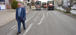 Asfalt ve beton yol seferberliği