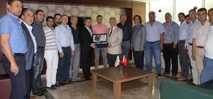 ÇTSO Meclis Başkanı Ülker görevi bıraktı