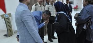 Develi'de şehit ve gazi yakınları ile iftar yapıldı