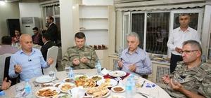 İl Emniyet Müdürlüğünden iftar programı