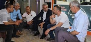 Başkan Demirkol, Bağlarbaşında vatandaşlarla bir araya geldi